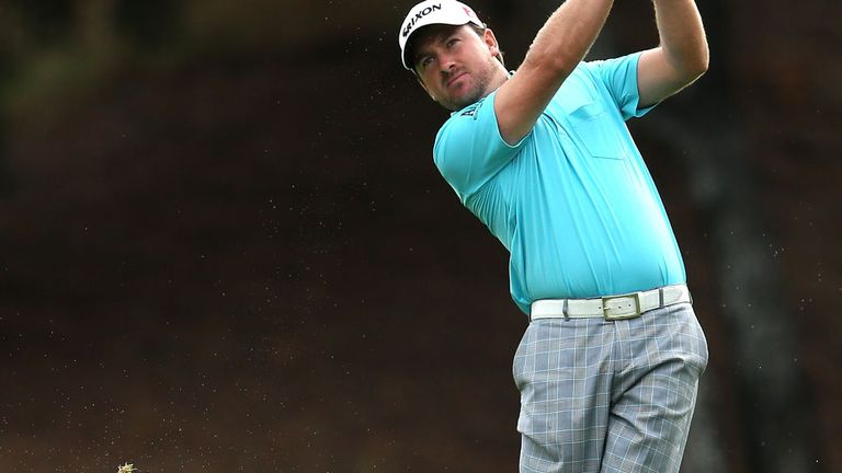 Graeme McDowell: Time for a break