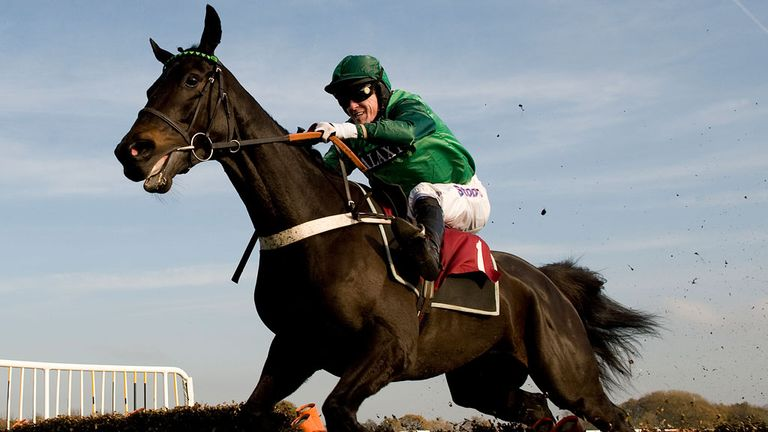 Grandouet: Still on course for Champion Hurdle