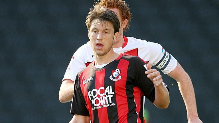 Harry Arter: Attracting interest from Swansea and Norwich