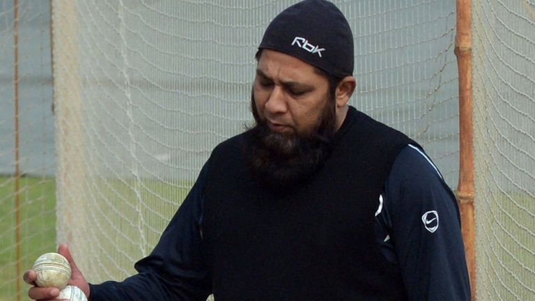 Inzamam-ul-Haq: Helping Pakistan's batsmen ahead of trip to India