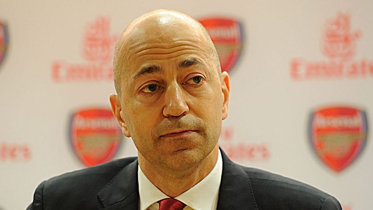 Ivan Gazidis: Proud to finalise July's pioneering trip