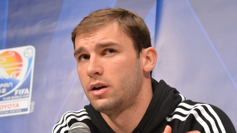 Branislav Ivanovic: Looking for improvement