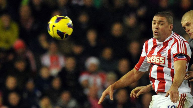 Jon Walters is already looking towards the remainder of Stoke's Christmas programme