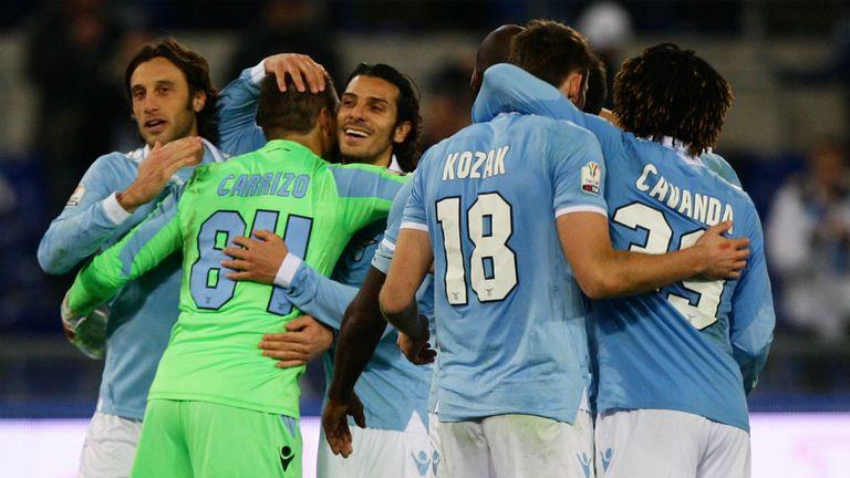 Juan Pablo Carrizo: A hero as Lazio won their penalty shoot-out against Siena