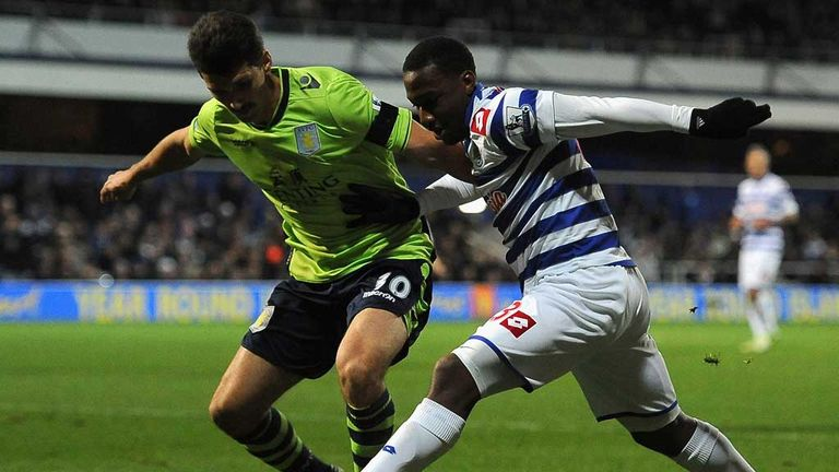 Junior Hoilett: Hopes to boost QPR's survival bid