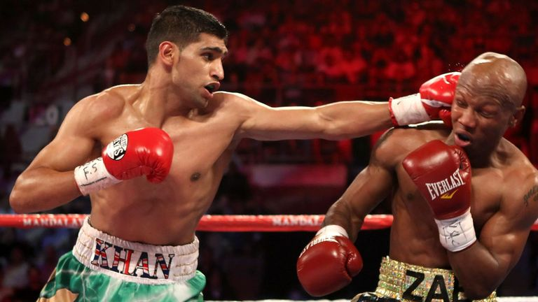 Amir Khan: Fights Carlos Molina in a 'make or break' fight on Saturday