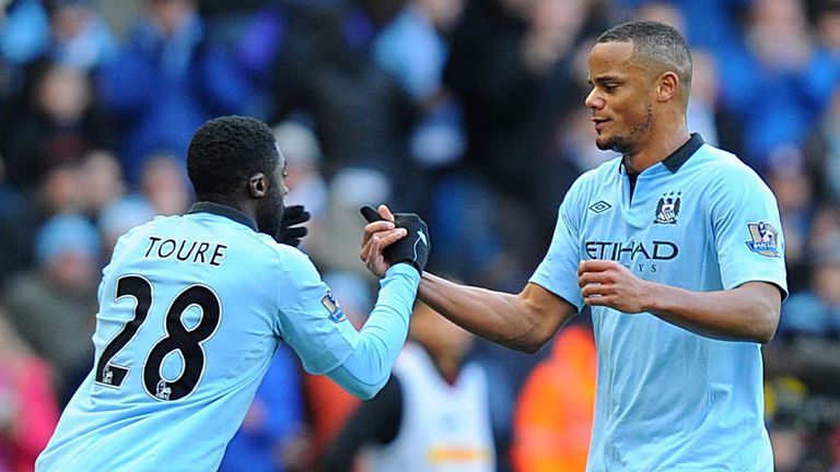 Vincent Kompany: Set for return this week after two months on the sidelines
