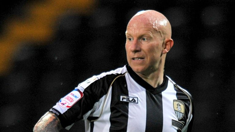 Lee Hughes: Hit the winner on his Vale debut