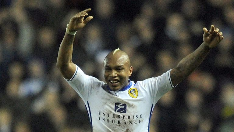 El-Hadji Diouf: Sent off following goal against Brighton