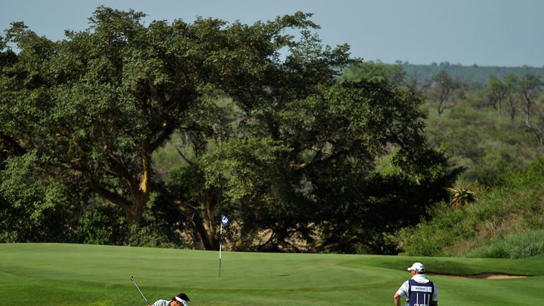 Leopard Creek: A 7,326-yard par 72