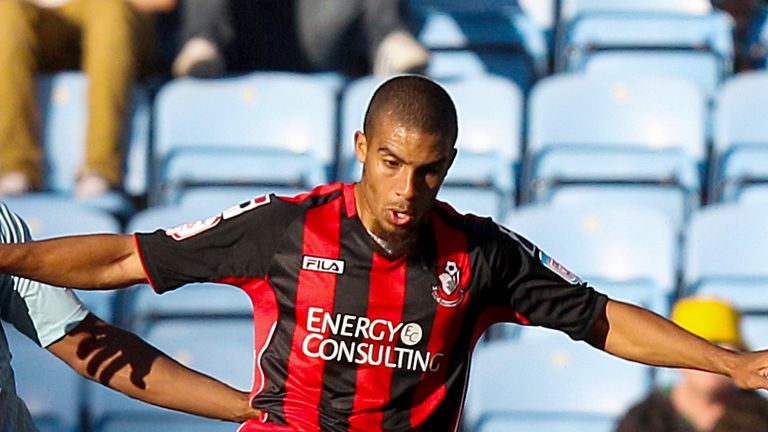 Lewis Grabban: No bids for Bournemouth starlet