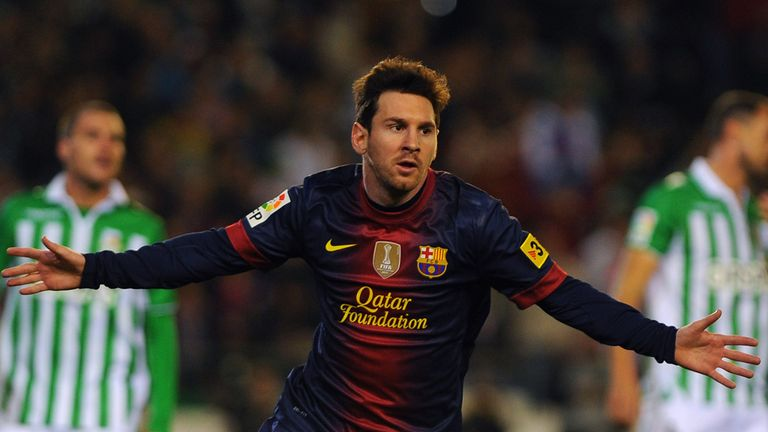 Lionel Messi: Has sent records tumbling