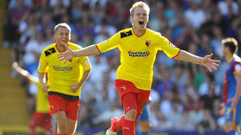 Matej Vydra: Was among Watford's loan signings from Udinese last season