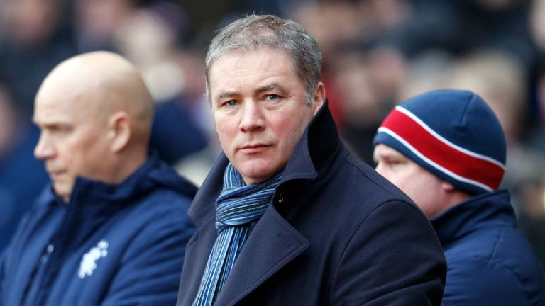 Ally McCoist: Backing his goalkeeper
