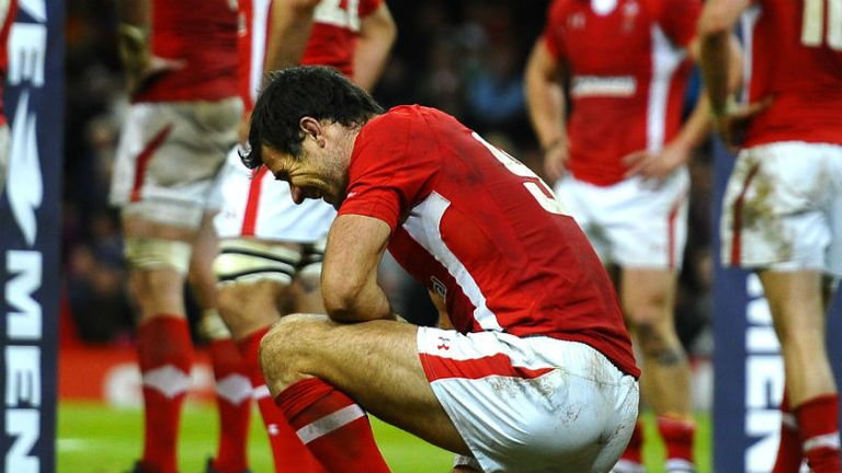 Mike Phillips: Struggled for consistency in the autumn Tests
