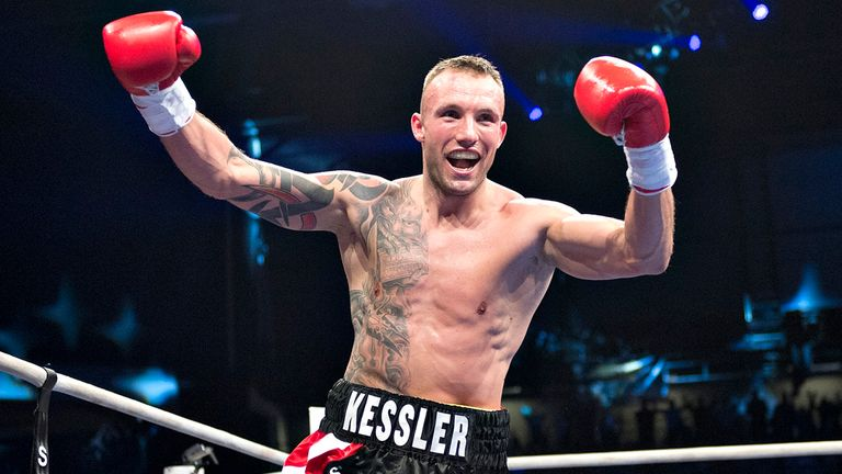 Mikkel Kessler: Believes he is much improved since his first fight with Carl Froch.
