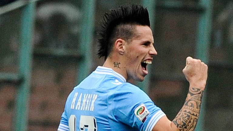 Marek Hamsik: Thinks only three teams can win the title