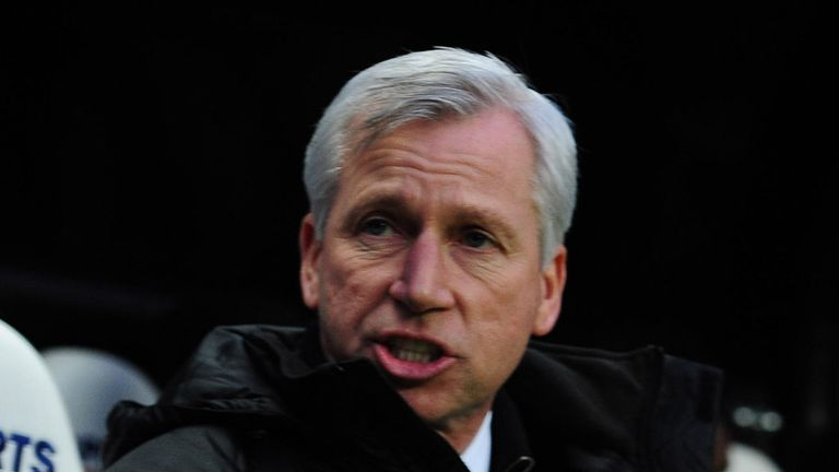Alan Pardew: Tough day against Reading