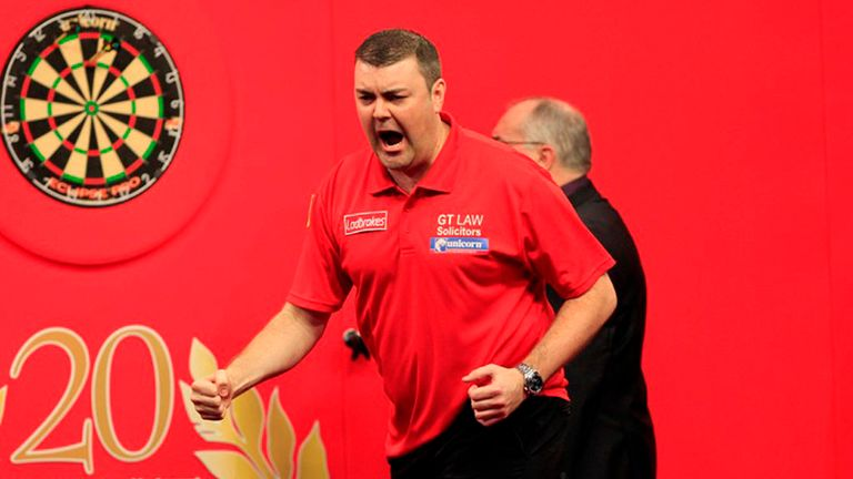 Wes Newton: Thrashed Scott Hand 4-0 to seal his spot in last 16