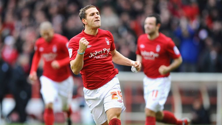 Billy Sharp: Hoping to help fire Nottingham Forest to promotion