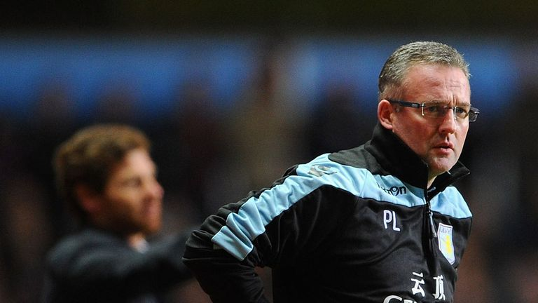 Paul Lambert: Backing his young squad to pull clear of relegation zone