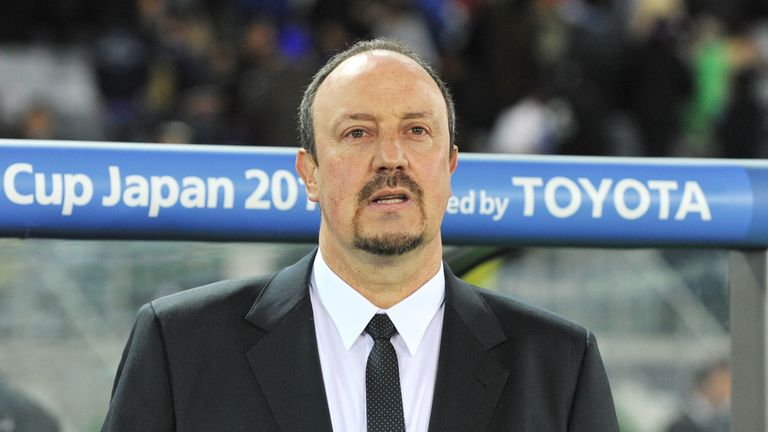 Rafael Benitez: Chelsea boss felt it meant more to Corinthians