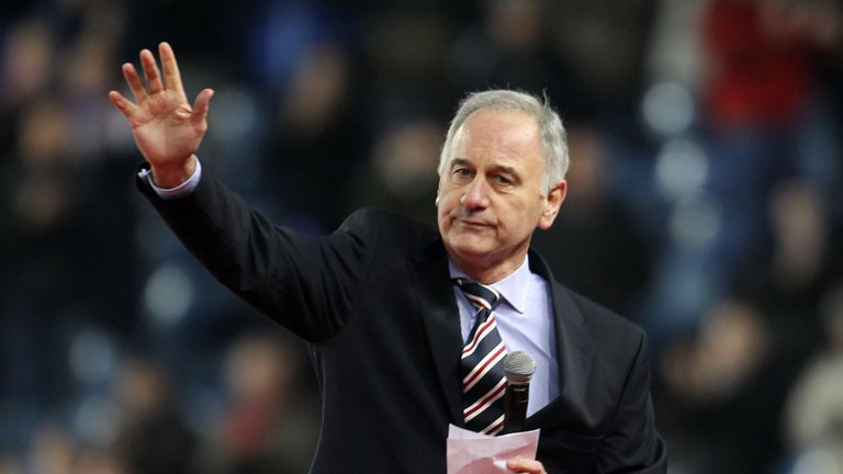 Charles Green: Rangers chief executive feels decision was 'correct one'