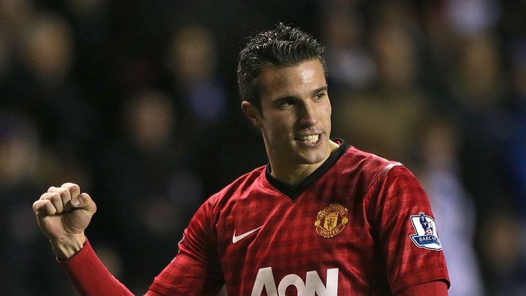 Robin van Persie: The overwhelming first goalscorer choice for punters