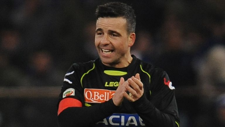 Di Natale netted the visitors' second