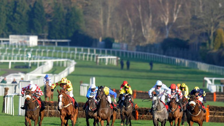 Sandown: Hosts the Tolworth Hurdle