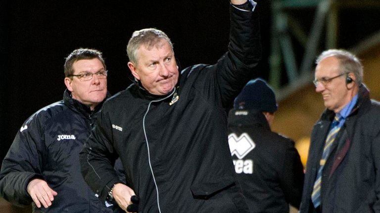 Terry Butcher: Pleased that Inverness continued their unbeaten SPL run
