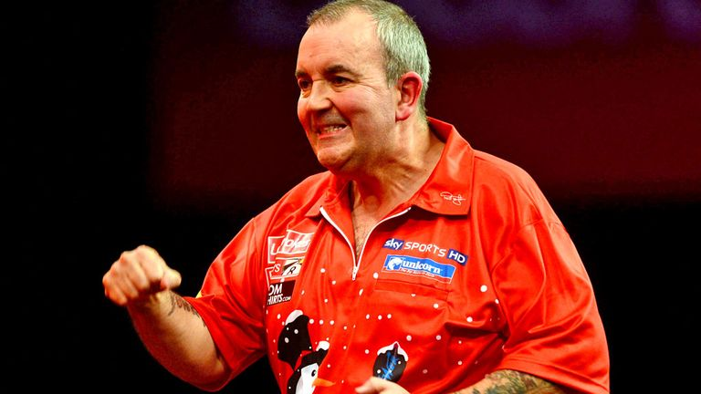 Phil Taylor: Still favourite for world title