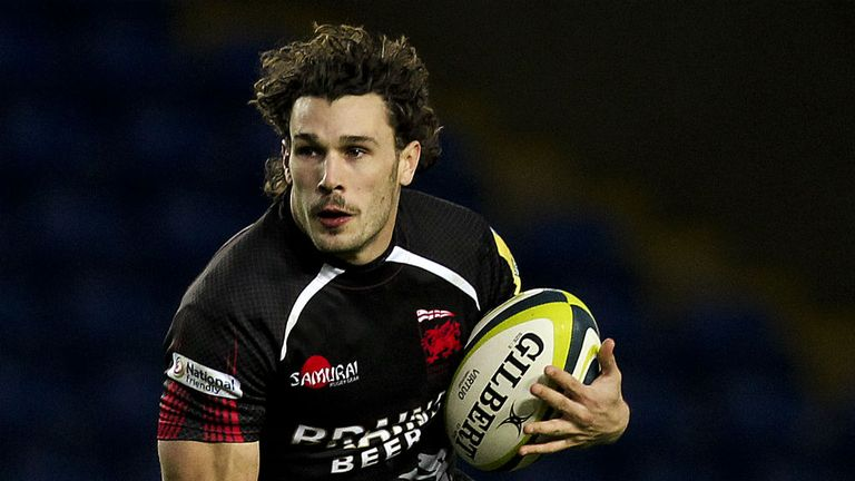 Tom Arscott: Leaving London Welsh for Sale next season