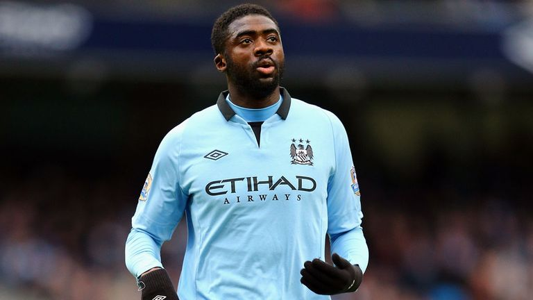 Kolo Toure: Closing in on a move to Liverpool