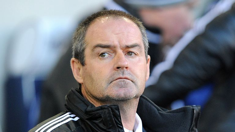 Steve Clarke: Ready to move on from Peter Odemwingie situation