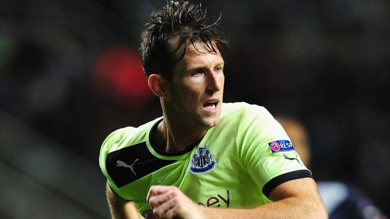 Mike Williamson: Believes the visit of QPR is one of Newcastle's biggest matches of the season
