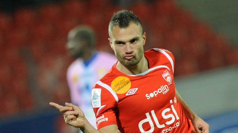 Yohan Mollo: Earned a point for St Etienne against Toulouse