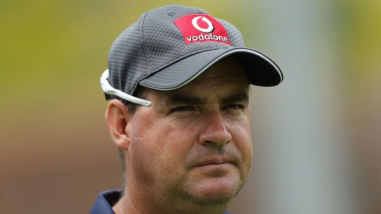 Micky Arthur: Oversaw South Africa's 2008 run chase at the WACA