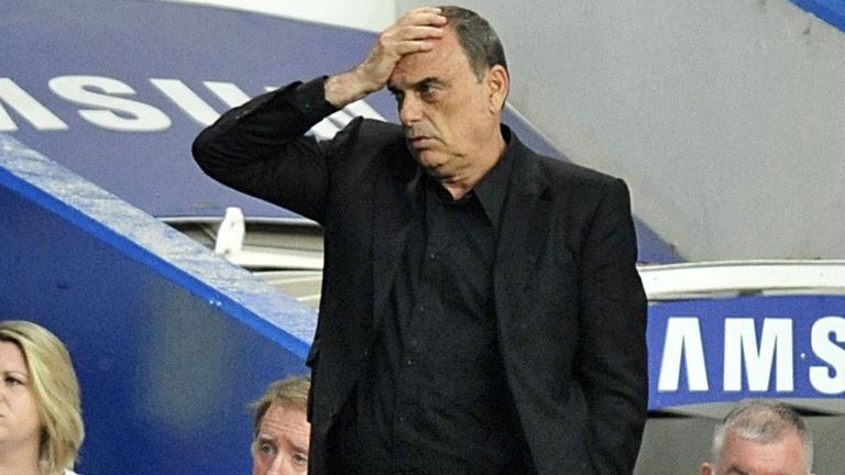 Avram Grant: Former Chelsea manager has ruled out return to Stamford Bridge