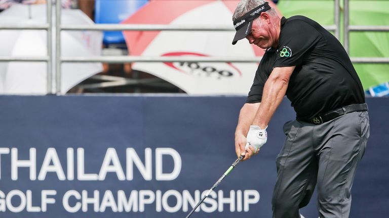 Darren Clarke: Open winner could be in action in Indian league