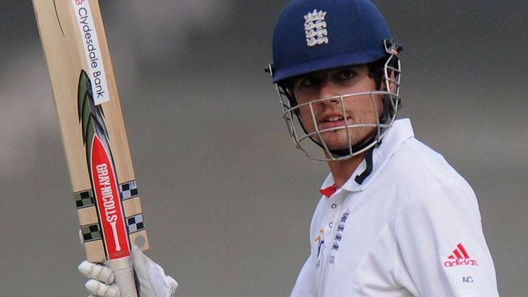 Alastair Cook: Confident England can secure series victory in India
