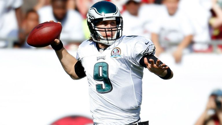 Nick Foles: Philadelphia's hero as they left it late to topple Tampa Bay on the road