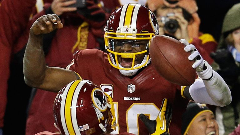 Robert Griffin III: On track to play in Week One