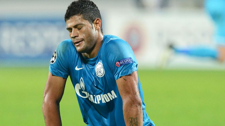 Signings such as Brazil forward Hulk have angered some Zenit supporters
