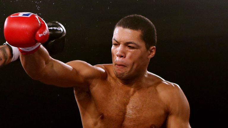 Joe Joyce: Showing great potential for the Lionhearts