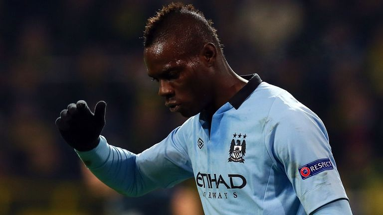 Mario Balotelli: Wants to become key figure at City