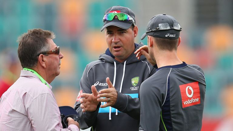 Mickey Arthur: Felt he was right to take severe disciplinary action