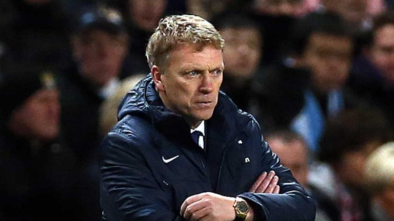 David Moyes: Wary of suffering humiliation in their FA Cup clash at Cheltenham