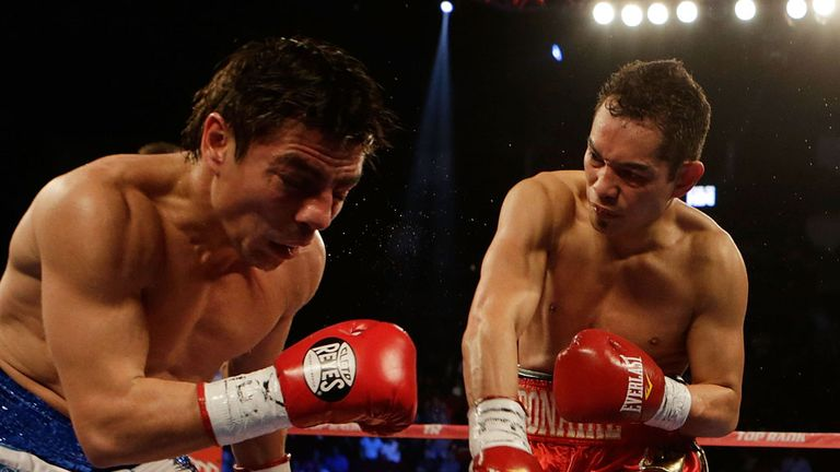 The bout between Jorge Arce and Nonito Donaire looked well-matched on paper, says Wayne