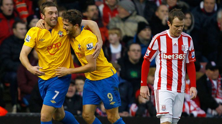 Rickie Lambert and Jay Rodriguez: Thriving under Mauricio Pochettino's management